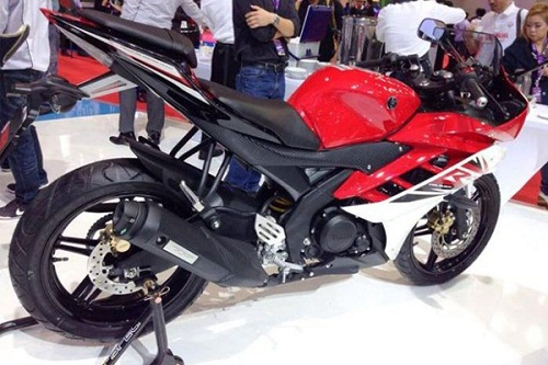 Modifikasi Motor Yamaha R15 Buritan Anti Nungging